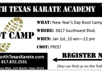 Teen boot camp in north texas